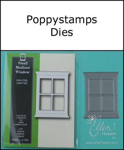 Poppystamps Dies
