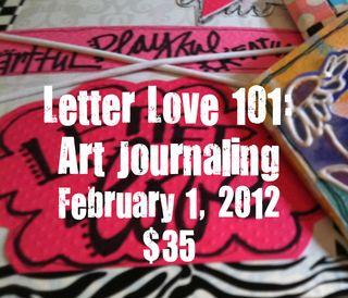 Joanne Sharpe Letter Love