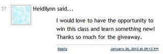 Joanne Sharpe Letter Love Winner Comment