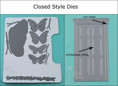 Closed Style Die