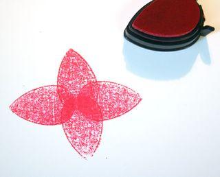 Dew-drops-petal-step-one