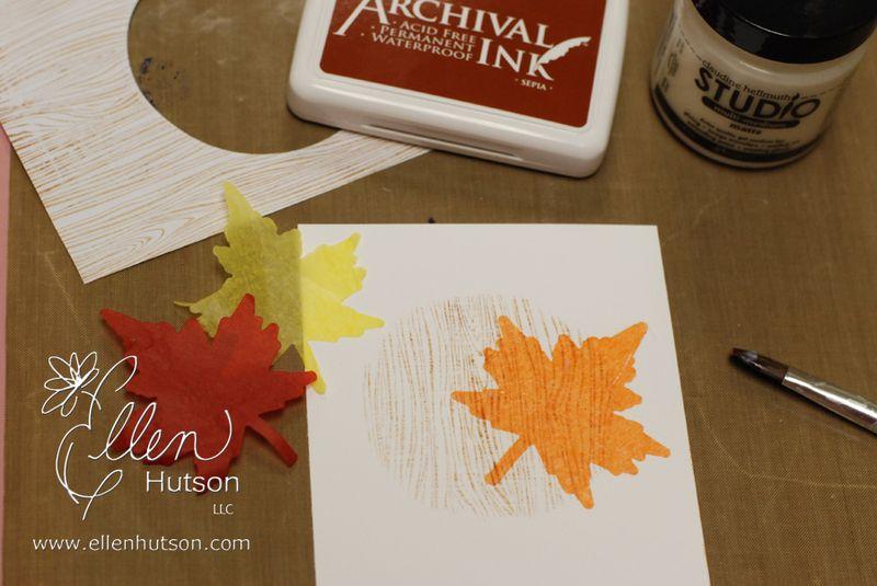 Fall Foliage Steps