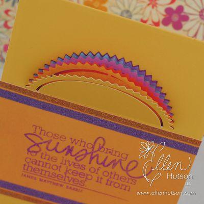 Sunshine Card Closeup