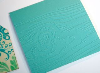 Wood-grain-embossing