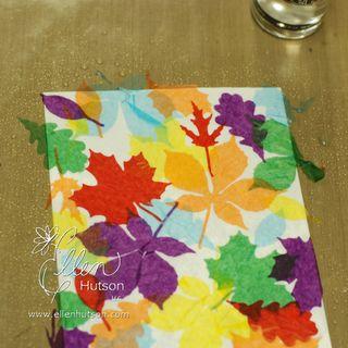 Tissue Paper Watercolors 2