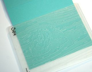 Wood-grain-embossing-folder
