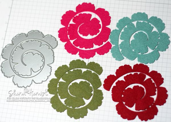 Rolled paper roses template gallery template design ideas for Rolled paper roses template
