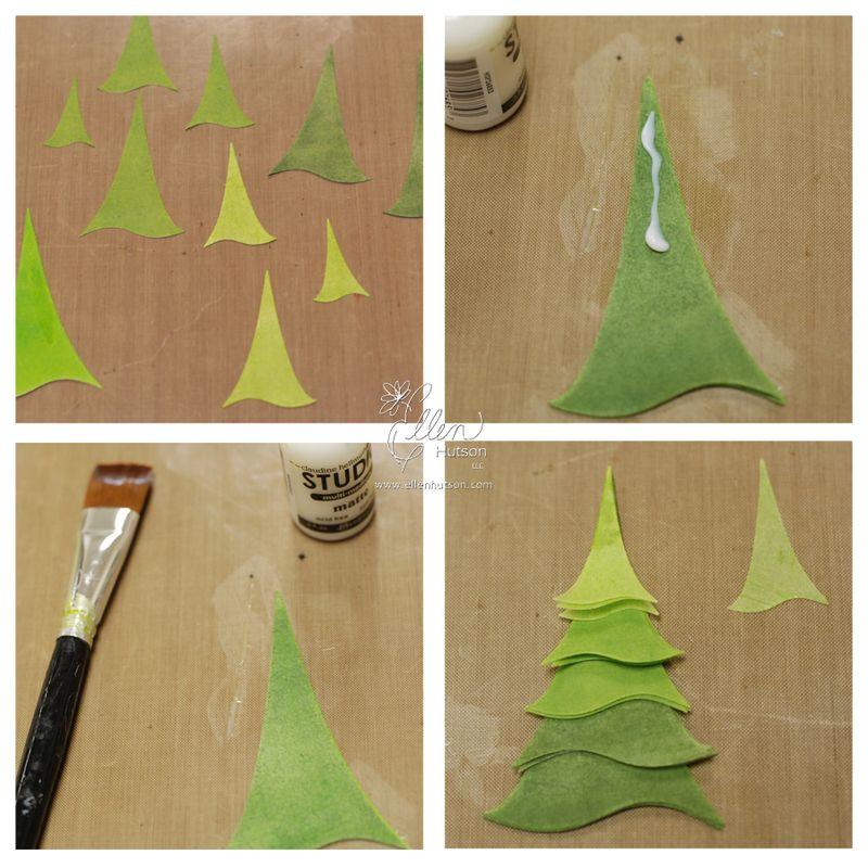 Green Tissue 2
