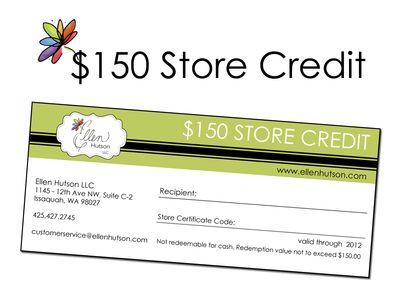 $150 Store Credit Image