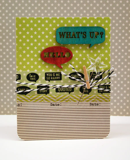 Wood-and-text-hello-card