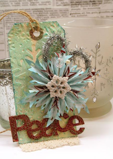 Peace-Glitter-Snowflake-Tag