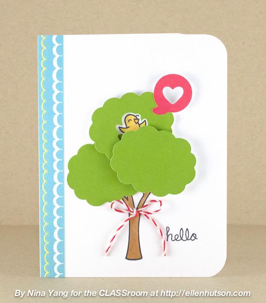Nina-yang-birdie-hello-card-for-ellen-hutson-with-lawn-fawn