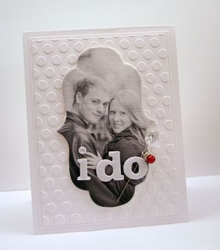 I-do-wedding-card