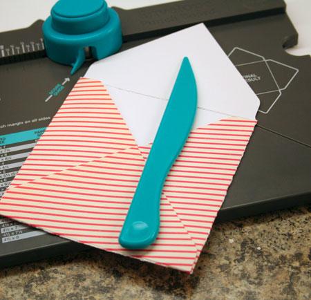 Envelope-folded