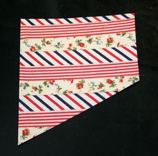 Fabric-tape-panel