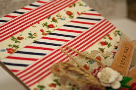 Fabric-tape-stripes