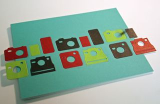 Camera-pieced-card