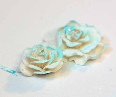 Gesso-and-paint-flowers