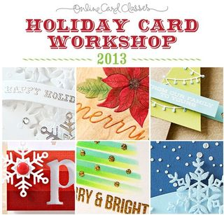 Holiday Card Class 2