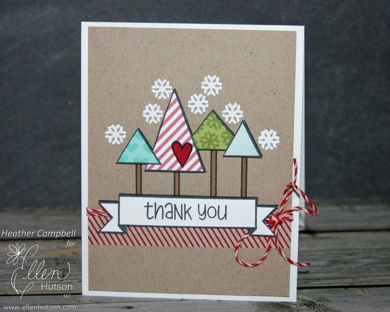 Heather Campbell thankful trees