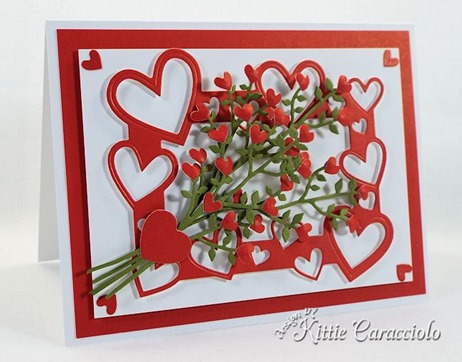 KC Impression Obsession Heart Frame 1 left