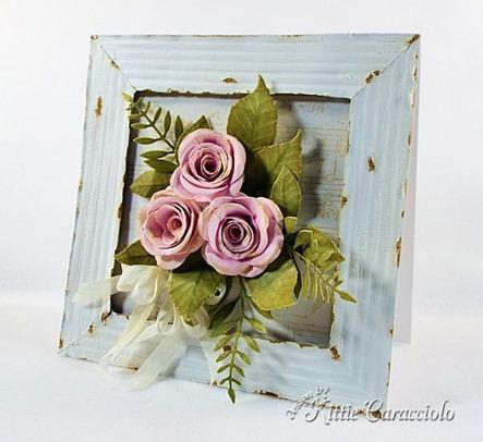 KC MFT Rolled Rose Vintage Frame right