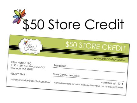 Store Credit 50