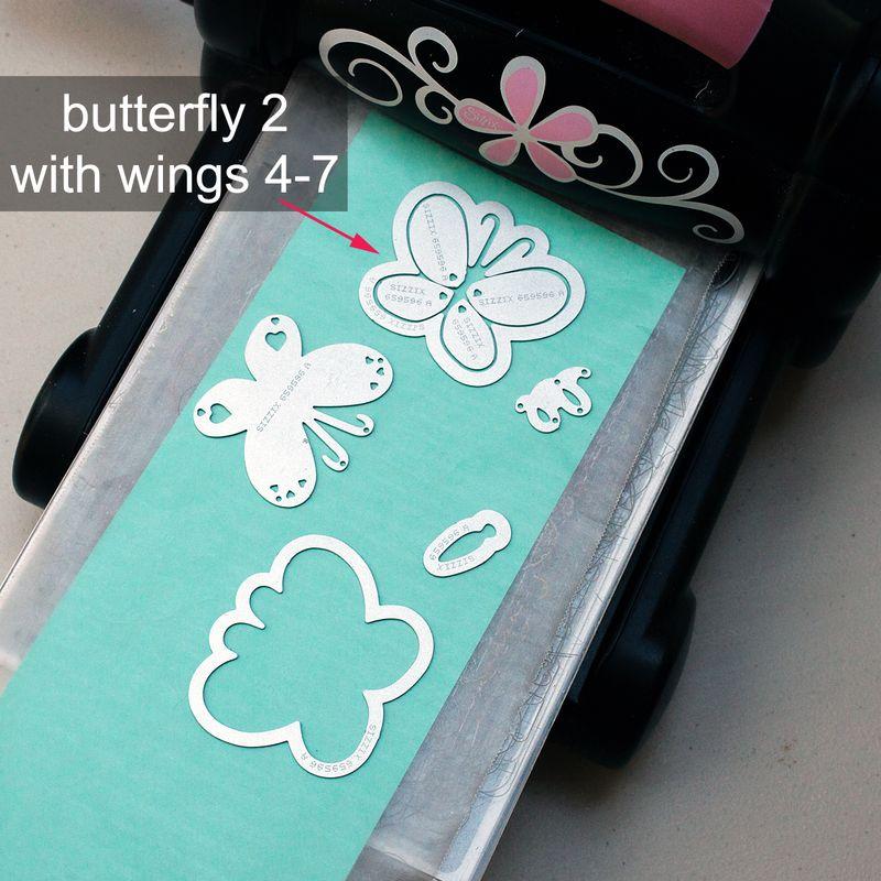 ButterfliesSizzix