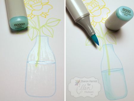 8-CopicWatercolorRoseVase-SH