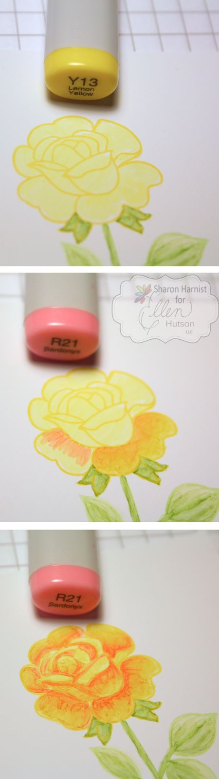 8-CopicWatercolorRose1-3-SH