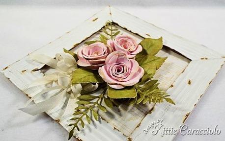 KC MFT Rolled Rose Vintage Frame close