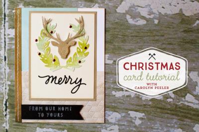 Christmas card for Ellen  for web