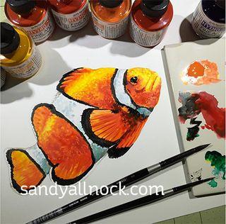 Sandy Allnock Fish