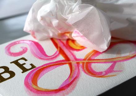 Tissue-blot