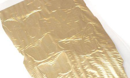 Gold-foil-process