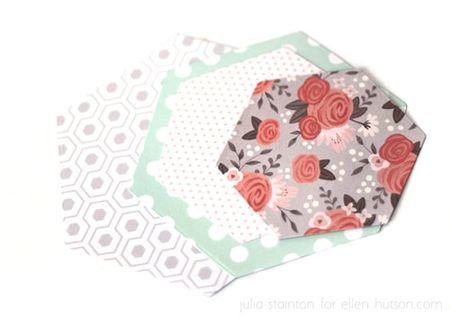 Hexagon-papers