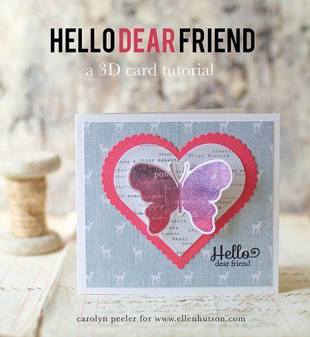 Hello dear friend