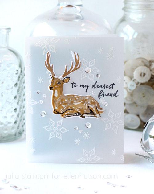 Hero-arts-deer-card