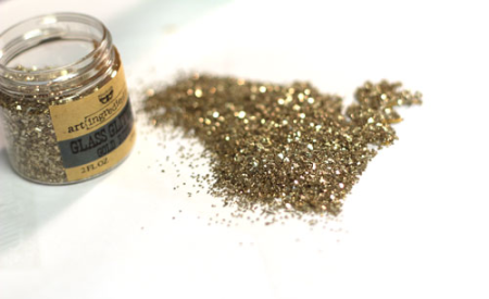 Gold-rush-glass-glitter