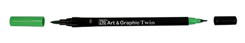 Zig-art-graphic-twin-markers