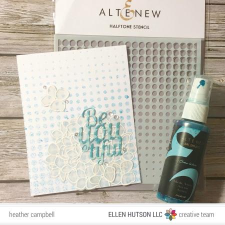 Heather Campbell for Ellen Hutson