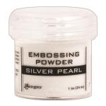 Ranger Silver Pearl Embossing Powder