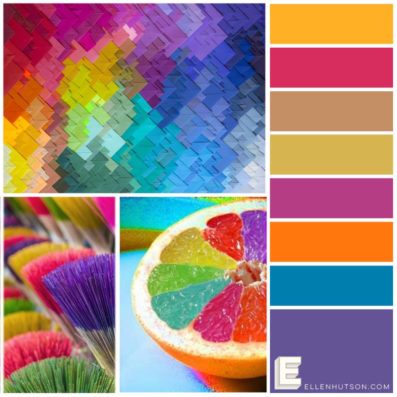 Pin-Sights Color Trend Attitude