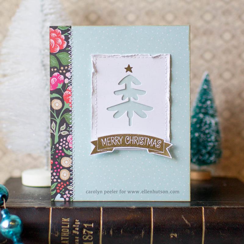 Ellen Hutson Merry Christmas Insta preview