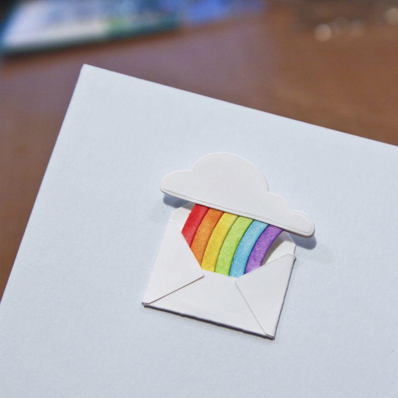 Rainbow Mail 08