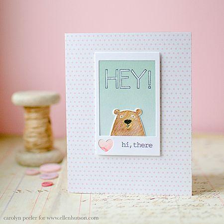 Hey bear insta
