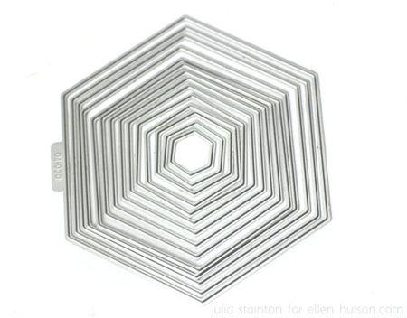 Hexagon-dies