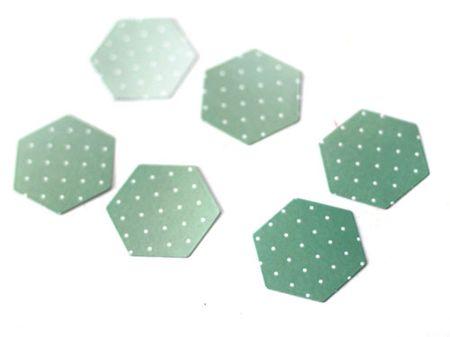 Hexagon-petals