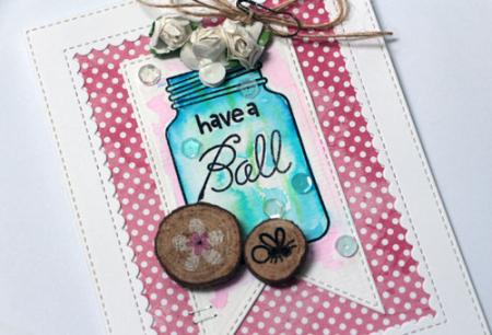 Ball-card