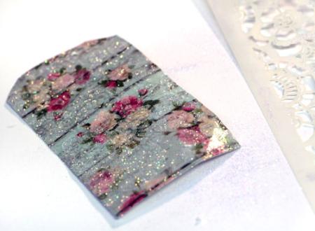 Glitter-pattern